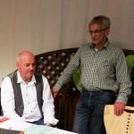Verabschiedung von Roland Stickel als Vorstand