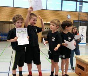 3. Platz F-Jugend