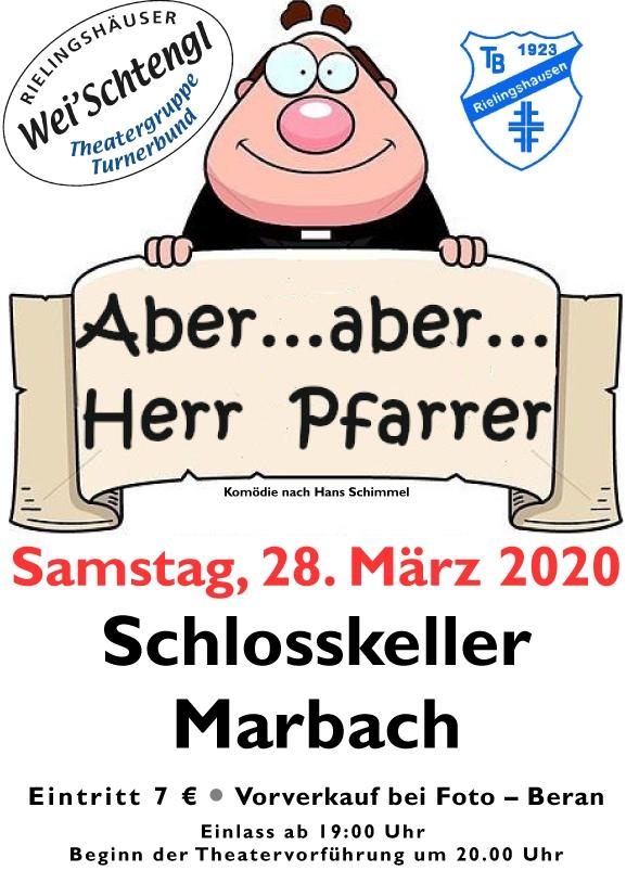 Plakat Marbach
